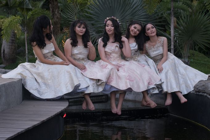Sweet 17th Gown for Evelyn by Deasy Marlina - 007