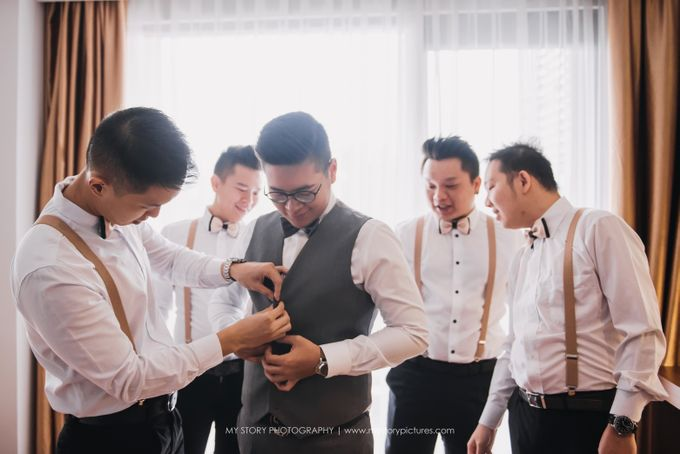 Wedding - Riki Angel by My Story Photography & Video - 003