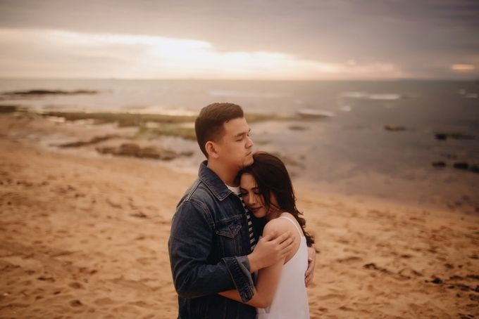 PREWEDDING OF  MELVIN & STELLA by MORDEN - 013