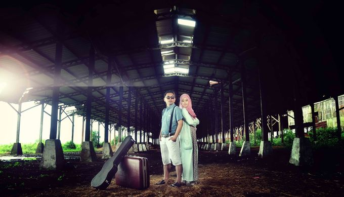Wedding & Pre Wedding Moments with Grainic by GRAINIC Creative Studio - 028