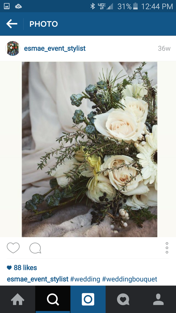 Winter Session by Esmae Event Floral Design - 006