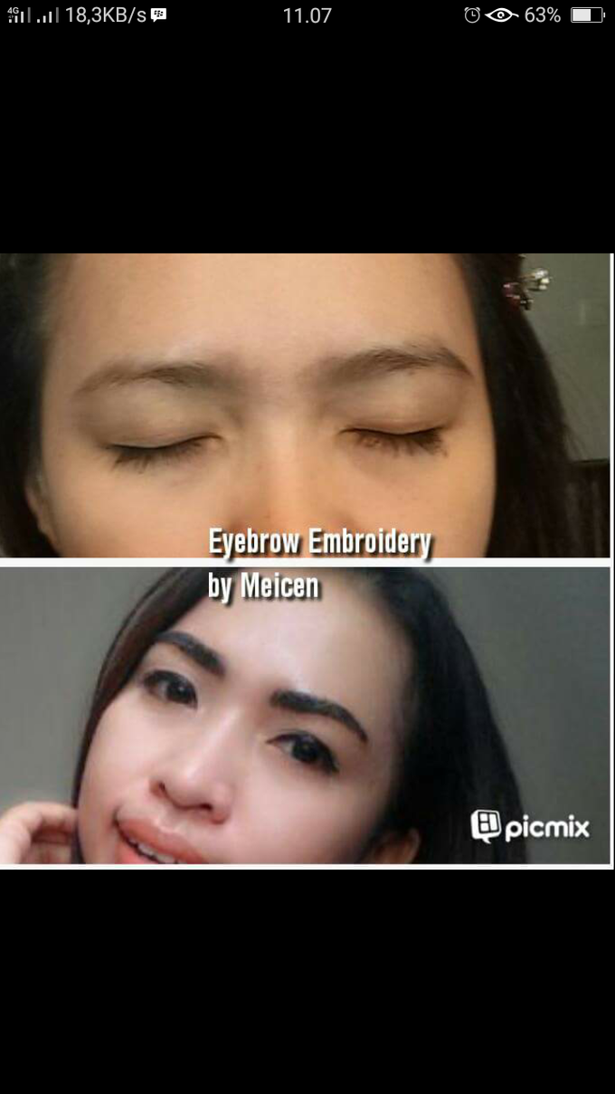 Promo Sulam Alis by Meicen Professional Makeup Artist - 004
