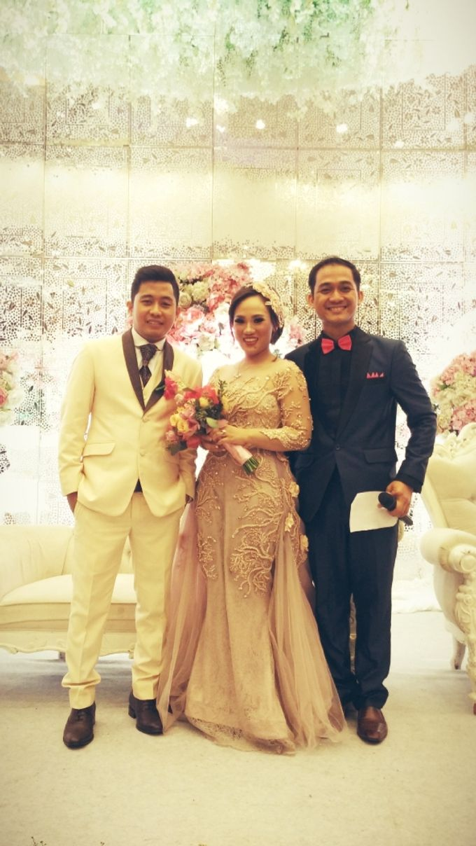 MC Wedding and Ceremony Echy & Iyan by She La Vie Organizer & Decoration - 001