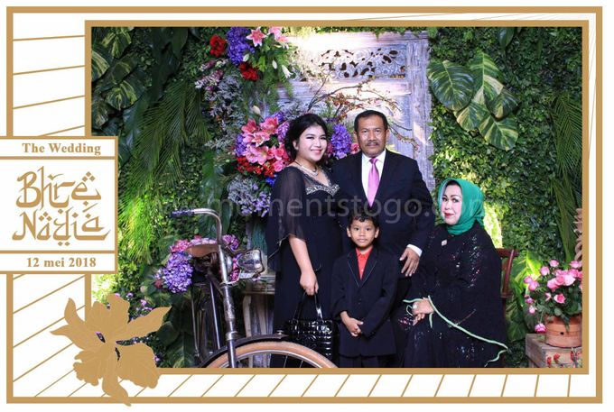 Bhre & Nadia Wedding by Moments To Go - 007