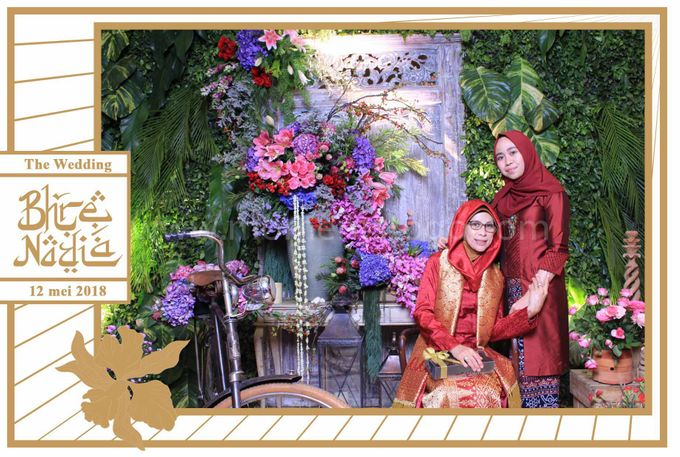 Bhre & Nadia Wedding by Moments To Go - 010
