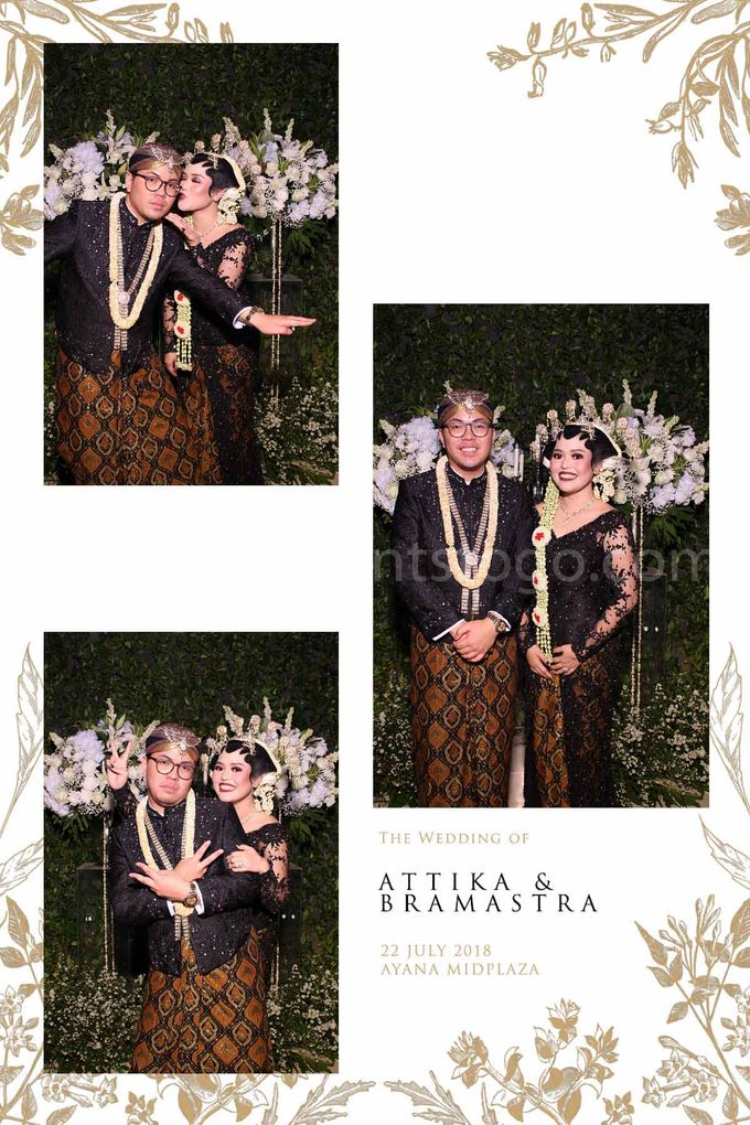 Attika & Bramastra Wedding by Moments To Go - 001