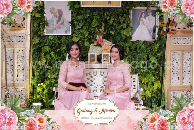 Gadang & Monika Wedding by Moments To Go - 001