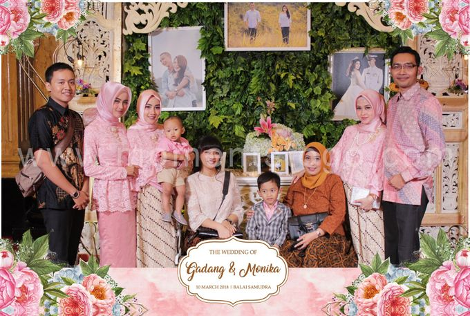 Gadang & Monika Wedding by Moments To Go - 002