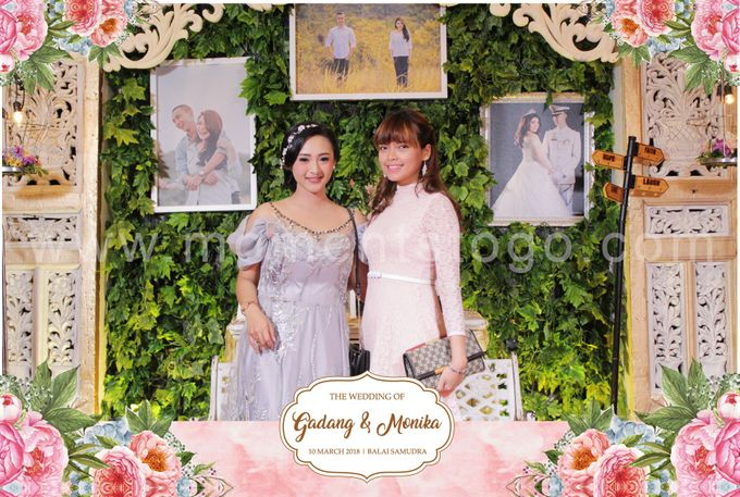 Gadang & Monika Wedding by Moments To Go - 004