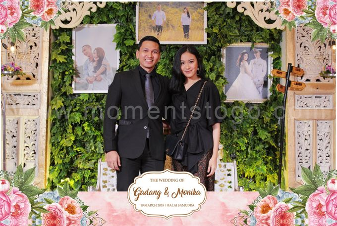 Gadang & Monika Wedding by Moments To Go - 005