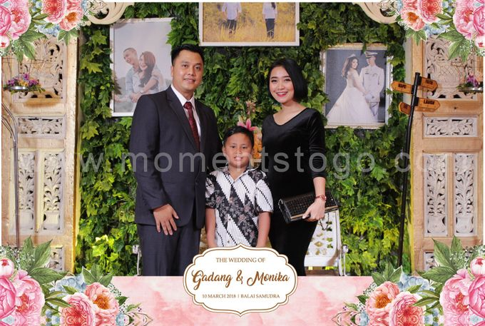 Gadang & Monika Wedding by Moments To Go - 007