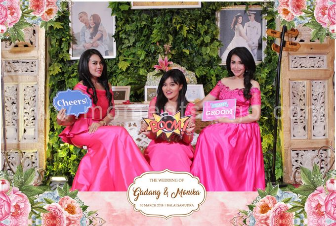 Gadang & Monika Wedding by Moments To Go - 009