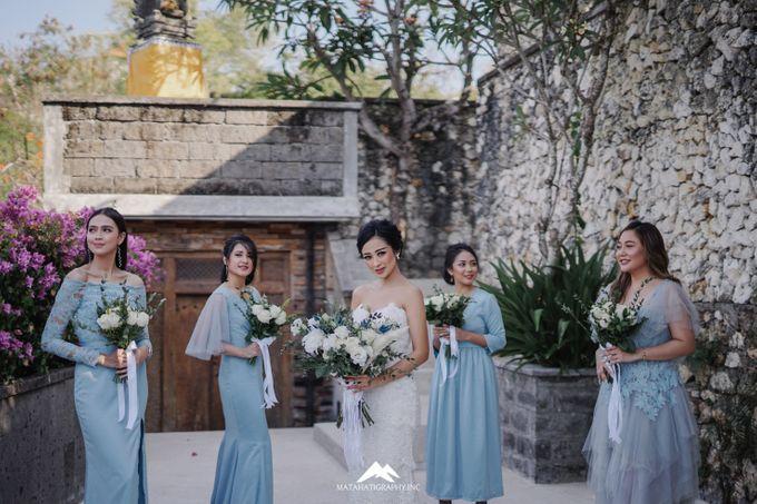 Adit & Mega Wedding by KAMAYA BALI - 016