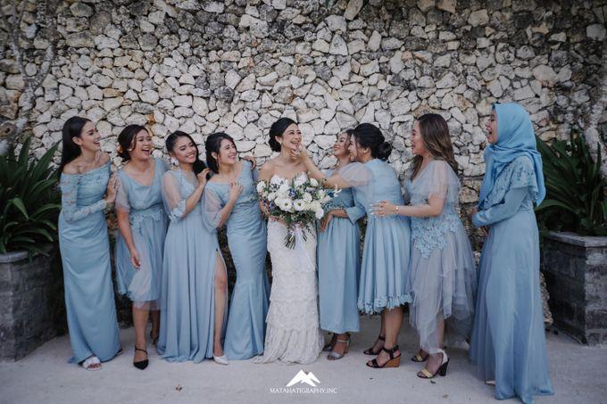 Adit & Mega Wedding by KAMAYA BALI - 015