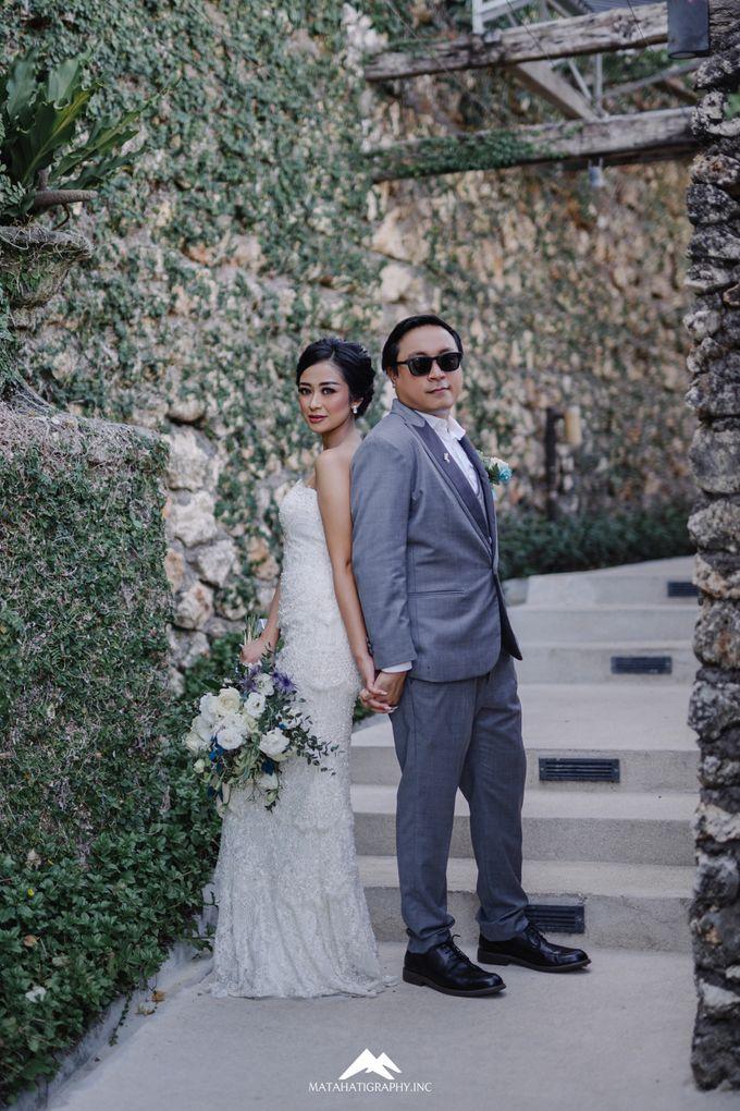 Adit & Mega Wedding by KAMAYA BALI - 014