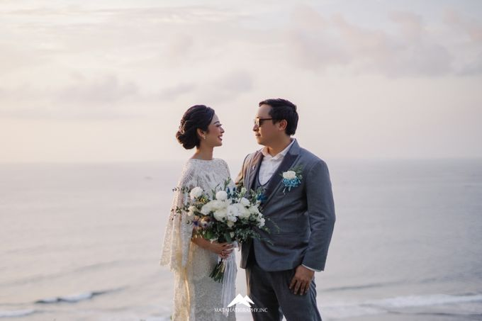 Adit & Mega Wedding by KAMAYA BALI - 010