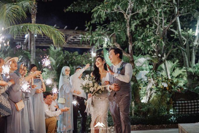 Adit & Mega Wedding by KAMAYA BALI - 009