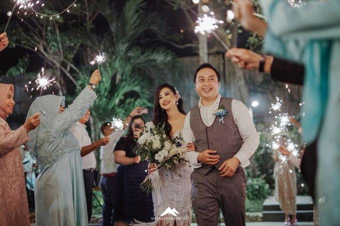 Adit & Mega Wedding by KAMAYA BALI - 008