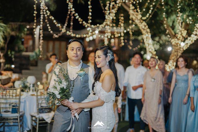 Adit & Mega Wedding by KAMAYA BALI - 006