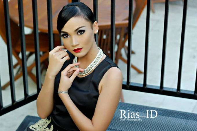 Bridal Make Up & Free Hunting Photographer by Rias ID - 007