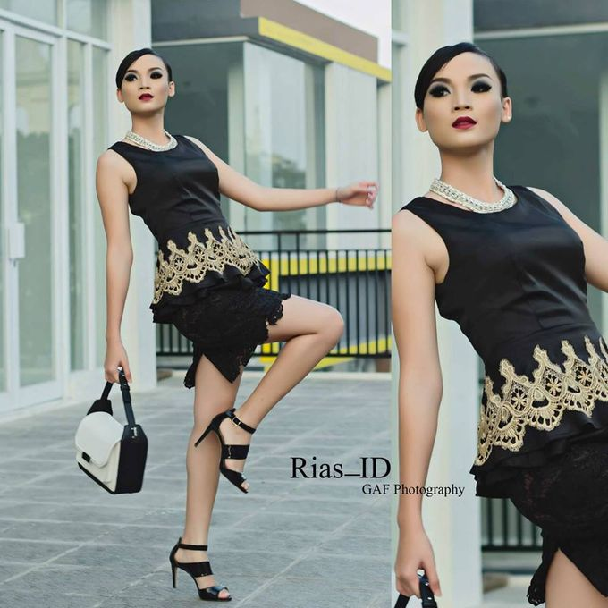 Bridal Make Up & Free Hunting Photographer by Rias ID - 008