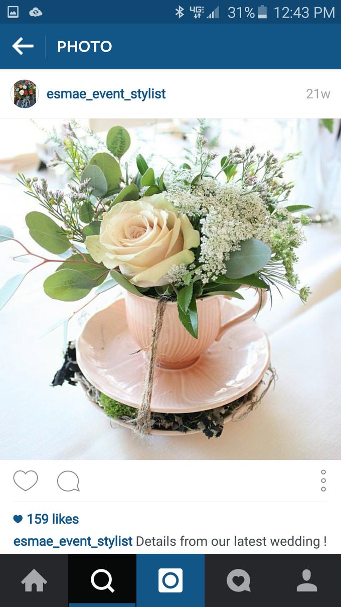 Lily & Igor 2015 by Esmae Event Floral Design - 002