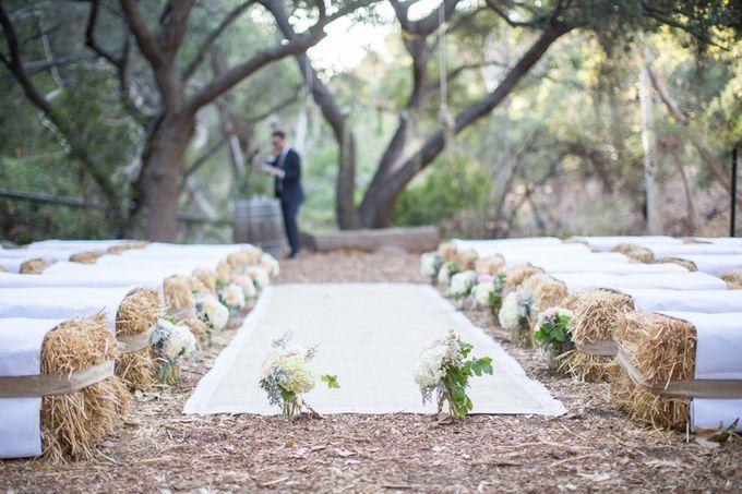 Enchanted wedding in the woods of Santa Barbara, California by Kiel Rucker Photography - 012