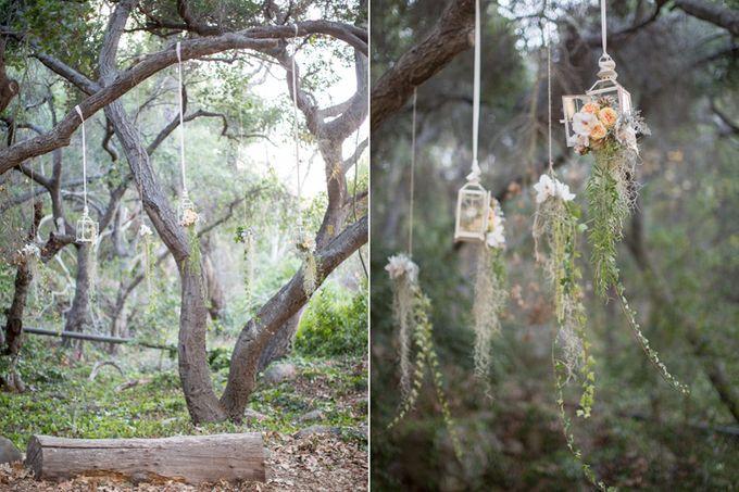 Enchanted wedding in the woods of Santa Barbara, California by Kiel Rucker Photography - 013