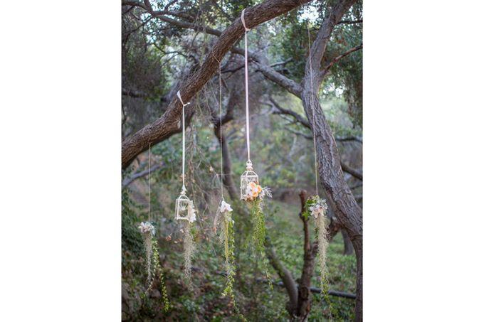 Enchanted wedding in the woods of Santa Barbara, California by Kiel Rucker Photography - 014