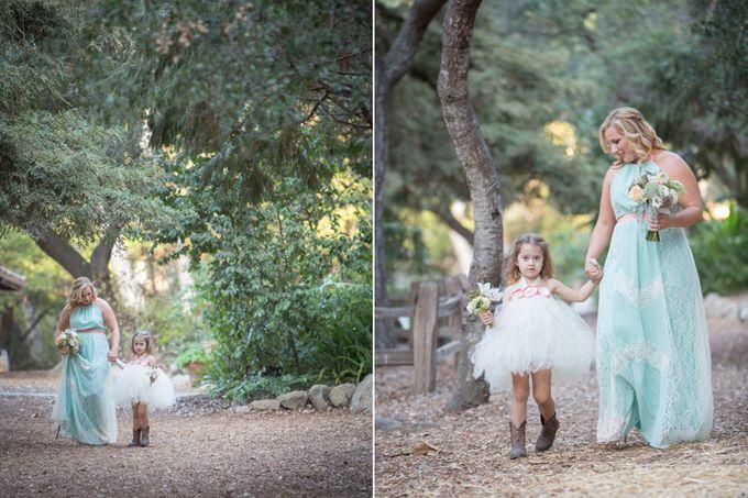 Enchanted wedding in the woods of Santa Barbara, California by Kiel Rucker Photography - 016