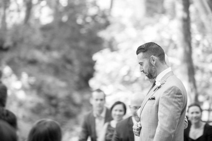 Enchanted wedding in the woods of Santa Barbara, California by Kiel Rucker Photography - 017