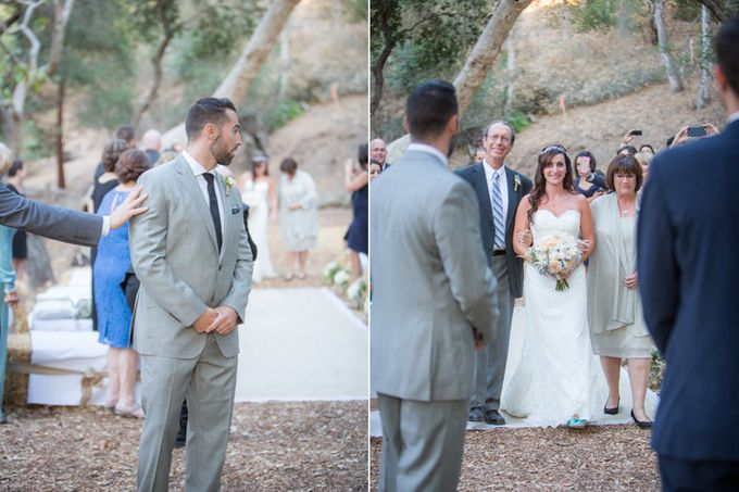 Enchanted wedding in the woods of Santa Barbara, California by Kiel Rucker Photography - 019