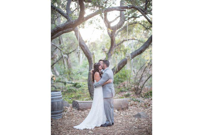 Enchanted wedding in the woods of Santa Barbara, California by Kiel Rucker Photography - 024
