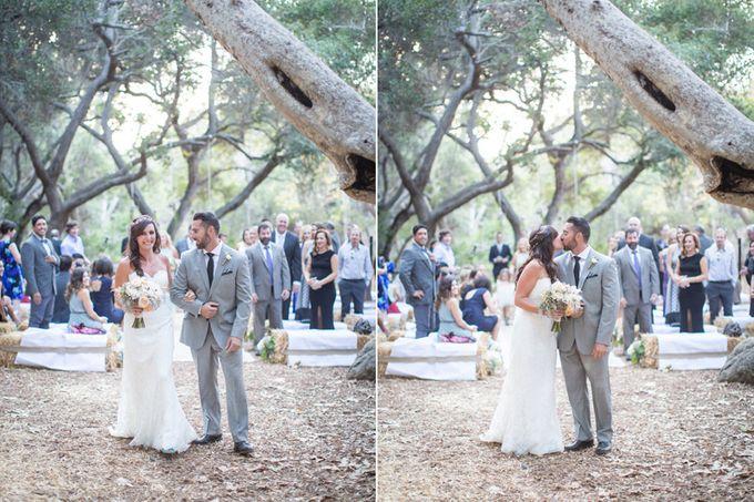 Enchanted wedding in the woods of Santa Barbara, California by Kiel Rucker Photography - 026