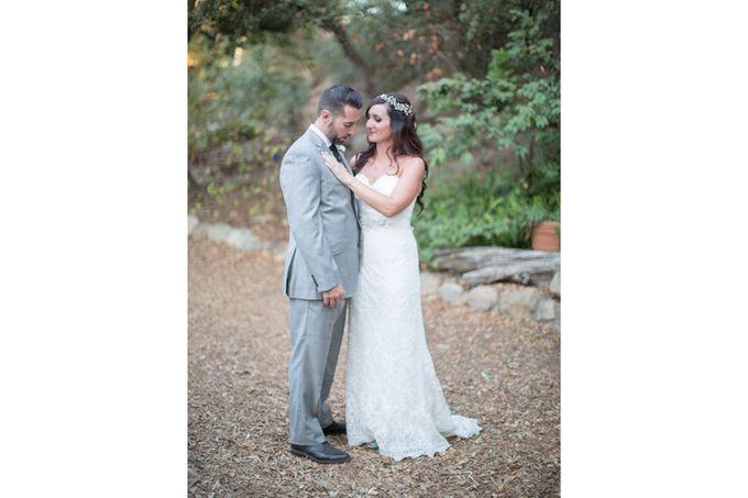Enchanted wedding in the woods of Santa Barbara, California by Kiel Rucker Photography - 027