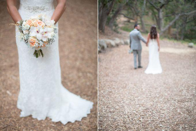Enchanted wedding in the woods of Santa Barbara, California by Kiel Rucker Photography - 028