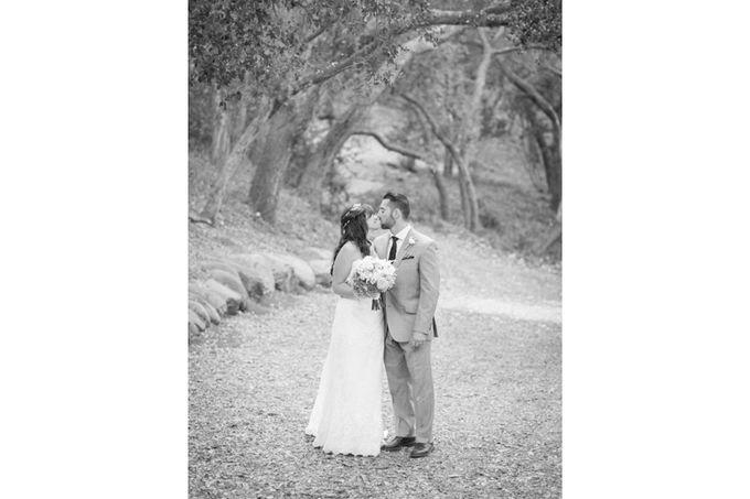 Enchanted wedding in the woods of Santa Barbara, California by Kiel Rucker Photography - 030