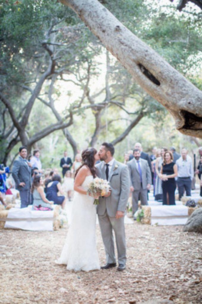 Enchanted wedding in the woods of Santa Barbara, California by Kiel Rucker Photography - 038