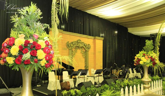 Dekorasi Adat Bali - Balai Kartini by Charissa Event & Wedding Decoration - 011