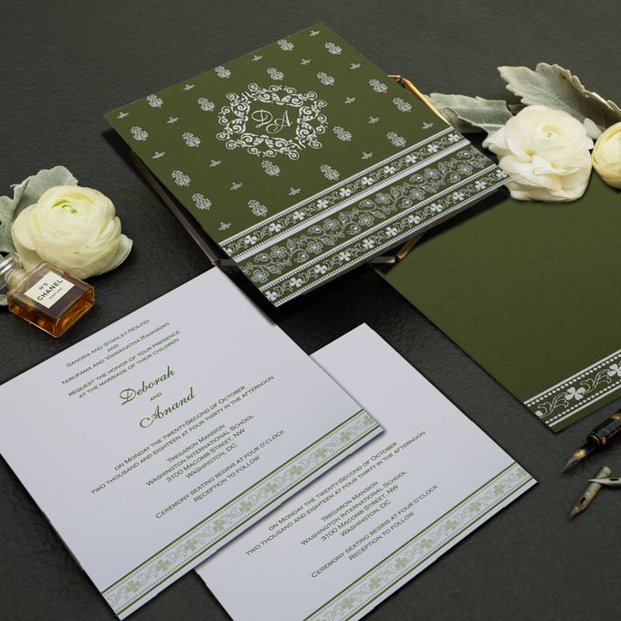 UPTO 25 percent Off on Online Wedding Invitations by IndianWeddingCards - 004