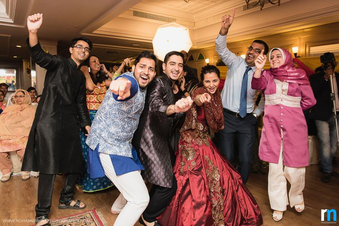 Sana & Abdullah- A unique Iraqi-Indian Muslim Wedding in Lucknow by