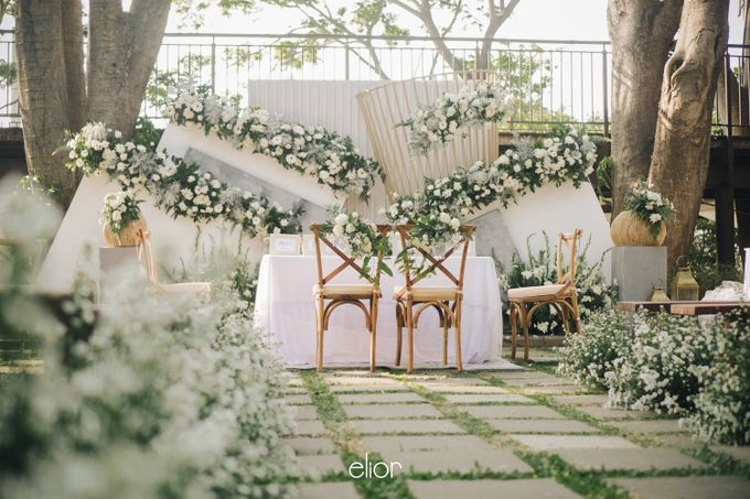 The Wedding of Muthia & Hary by Elior Design - 006