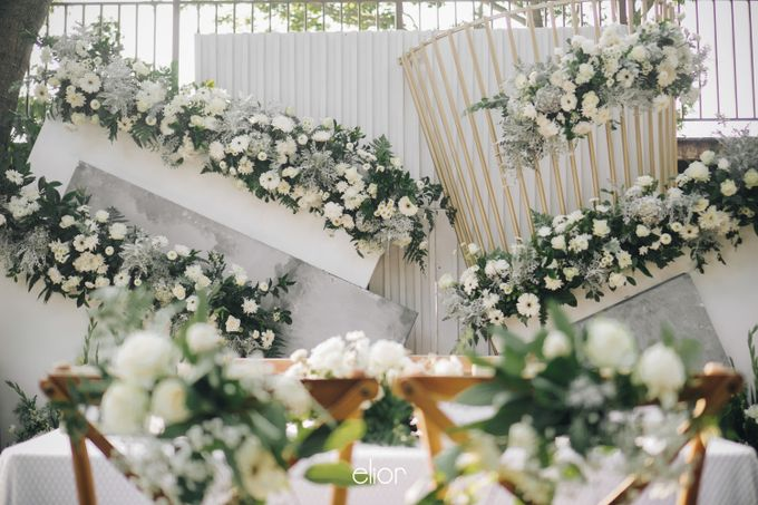 The Wedding of Muthia & Hary by Elior Design - 003