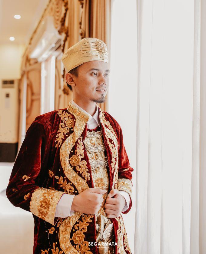 M & F Wedding by Segarmata Photography - 002