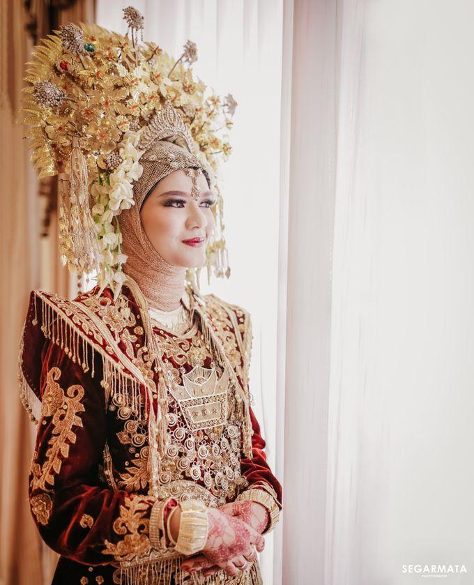 M & F Wedding by Segarmata Photography - 003