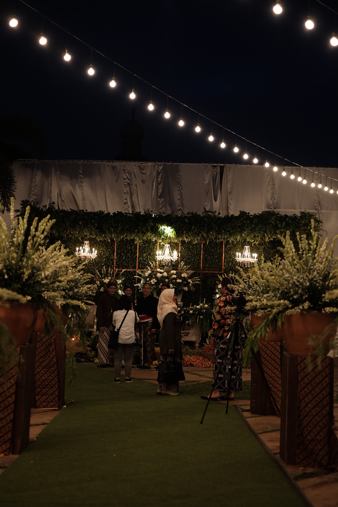 Pasar Rakyat Wedding Themed of Aviana & Sugi by Mutiara Garuda Catering - 016