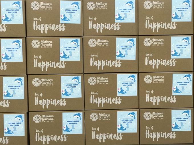 Box Of Happiness by Mutiara Garuda Catering - 013