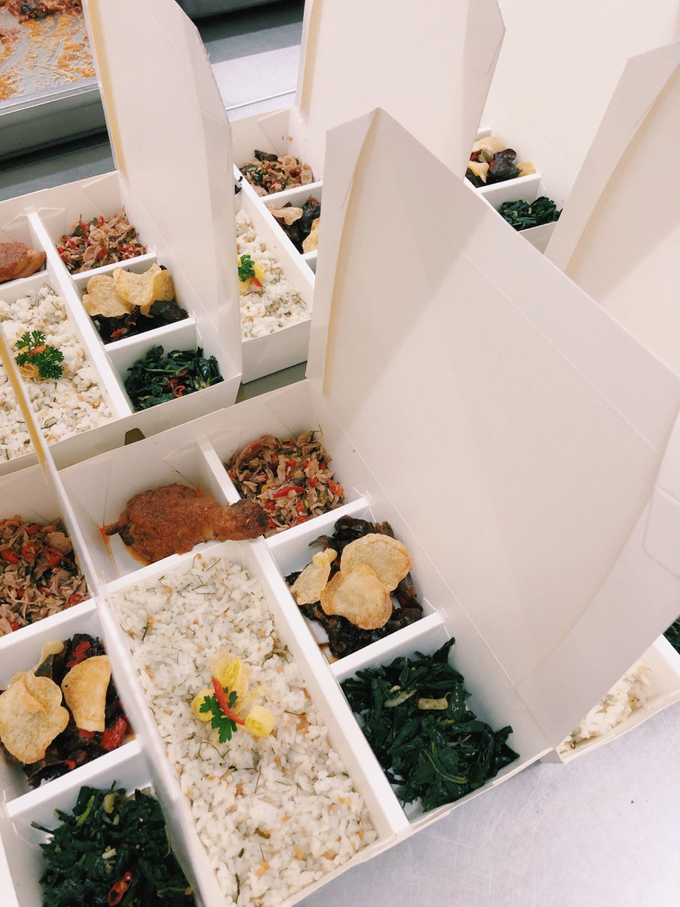 Box Of Happiness by Mutiara Garuda Catering - 025