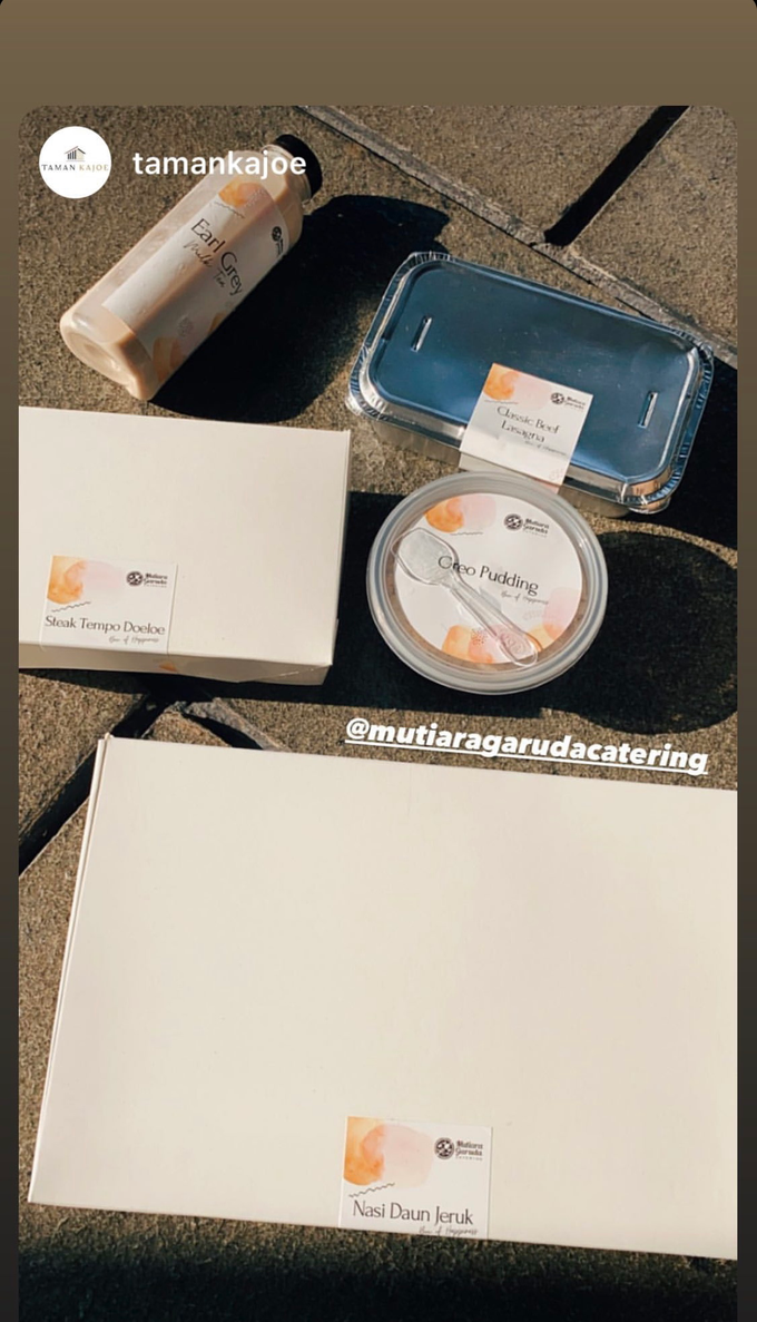 Box Of Happiness by Mutiara Garuda Catering - 026