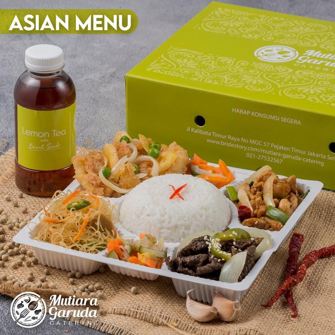 Rice Box MGC / Lunch Box MGC by Mutiara Garuda Catering - 002
